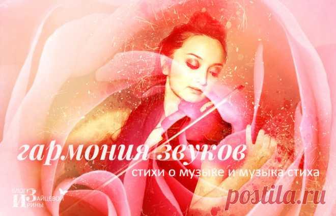 Красивые стихи о музыке и музыкантах | Блог Ирины Зайцевой
