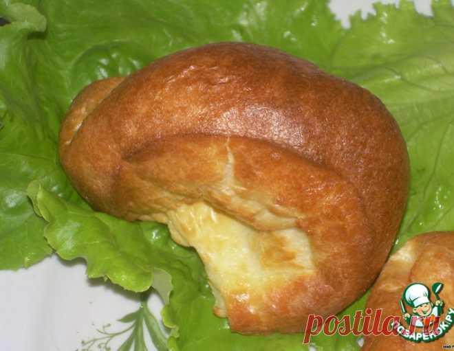 Блинные  булочки – кулинарный рецепт