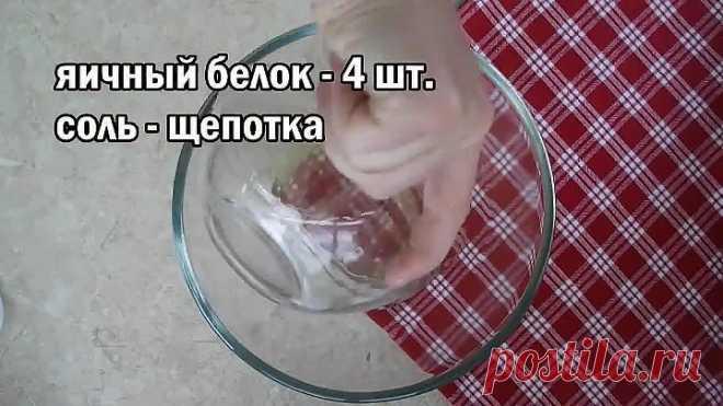 Лёгкий воздушный десерт с ягодами
