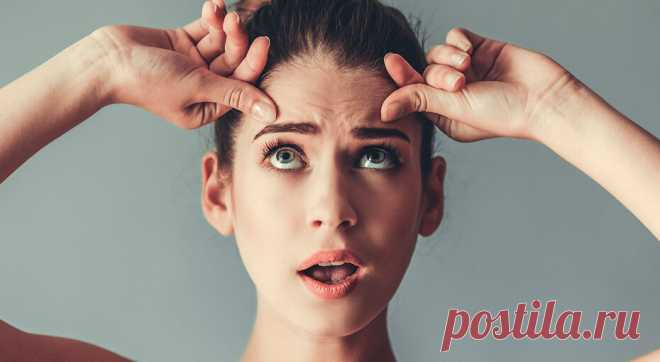 Как избавиться от морщин на лбу Что можно сделать дома, что — у косметолога, а когда поможет макияж.