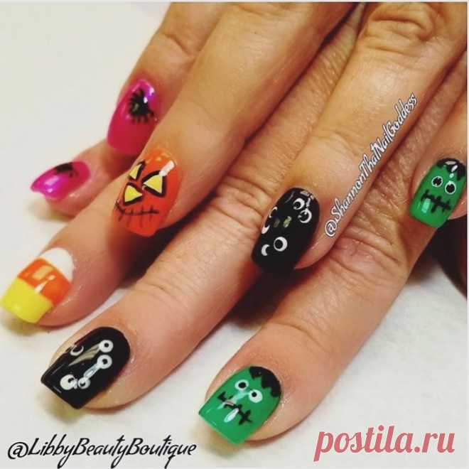 Libby Beauty Boutique в Instagram: «🕸🖤🕷Halloween themed nails!! 🕷🖤🕸 Created by Shannon! Book online 24/7 www.libbybeautyboutique.com or call 810.662.3364 #nails #halloween…» 7 отметок «Нравится», 1 комментариев — Libby Beauty Boutique (@libbybeautyboutique) в Instagram: «🕸🖤🕷Halloween themed nails!! 🕷🖤🕸 Created by Shannon! Book online 24/7 www.libbybeautyboutique.com or…»