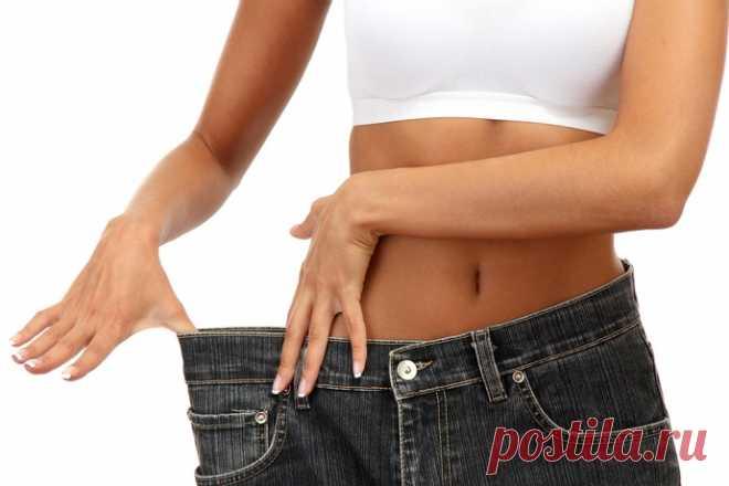 4 главных правила, которые нужны, чтобы похудеть