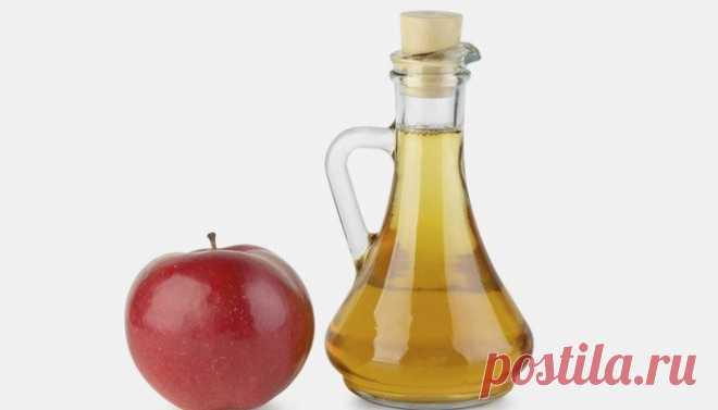 Полезные свойства яблочного уксуса / Будьте здоровы