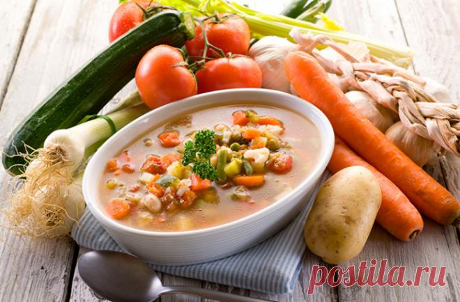 Шурпа: главный суп Средней Азии
