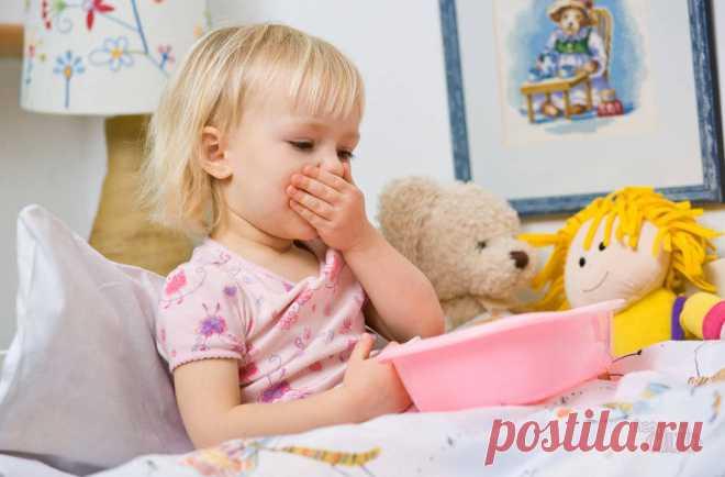Лечение и симптомы кишечного (желудочного) гриппа у детей и взрослых.