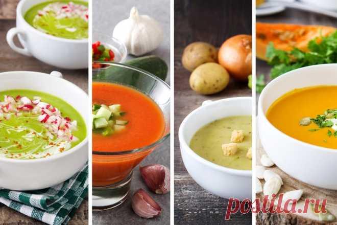 Эти супы вернут тебя к жизни после праздника! 3 рецепта | Вкусные рецепты