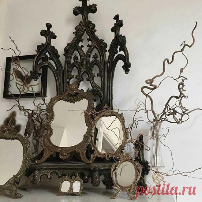 @gothicdreamers в Instagram: «🕸🕸🕸from :@nonalimmen #mirror #victorian #decoration #dark #darkness #aesthetics #aesthetic #gold #old #instagoth #nugoth #goth #gothic…» 573 отметок «Нравится», 3 комментариев — @gothicdreamers в Instagram: «🕸🕸🕸from :@nonalimmen #mirror #victorian #decoration #dark #darkness #aesthetics #aesthetic #gold…»