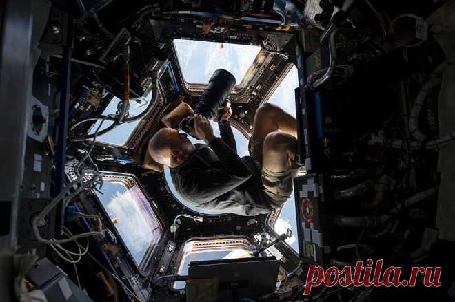 Фотогалерея: Лучшие снимки Земли с МКС - Новости Mail.Ru