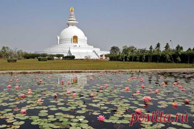 Место рождения Будды в Непале вновь открыто для туристов | Туризм