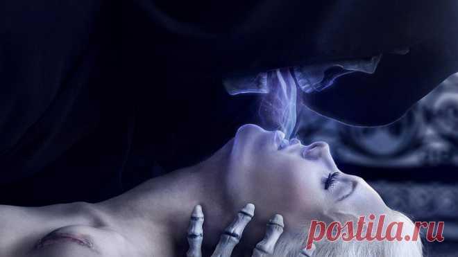 «Поцелуи смерти», или как простое проявление любви может лишить человека жизни? Часть 1 . Чёрт побери