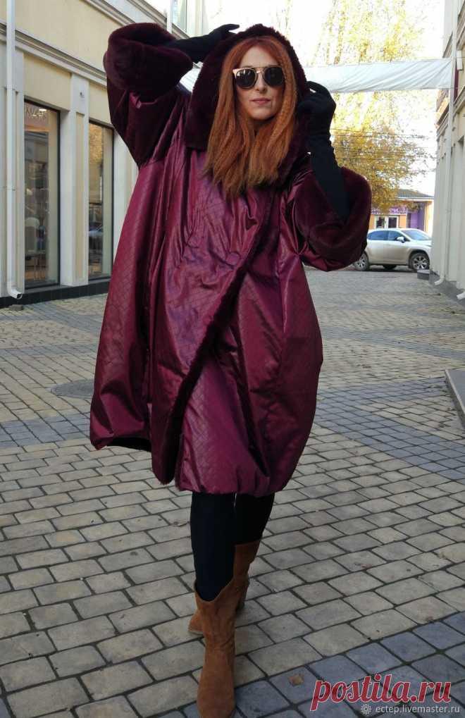 6a965acb0a6 Пальто на меху