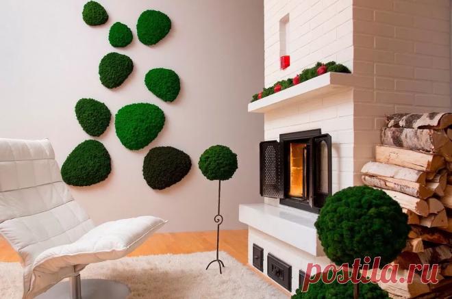 Как задекорировать стену не используя картины! Альтернативный декор - идеи для вдохновения!   Юлия Жданова   Яндекс Дзен