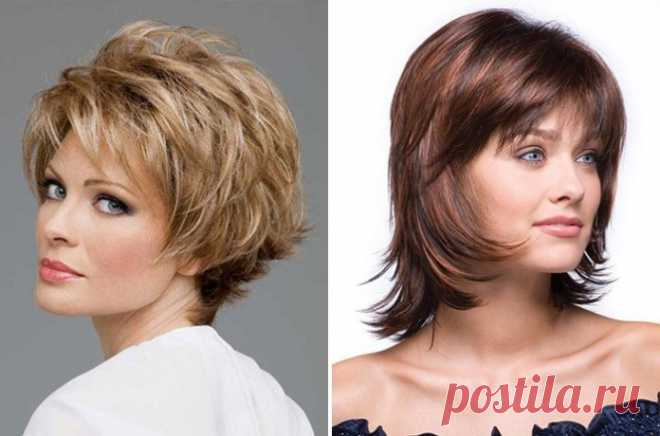 These 12 short hairstyles for the full person, will manage to add an image and will make you more harmonous. The main thing to consider some moments...