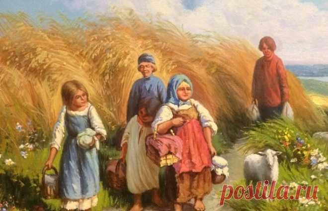 Каких братьев на Руси называли крестовыми, молочными и другое странное в наши дни родство