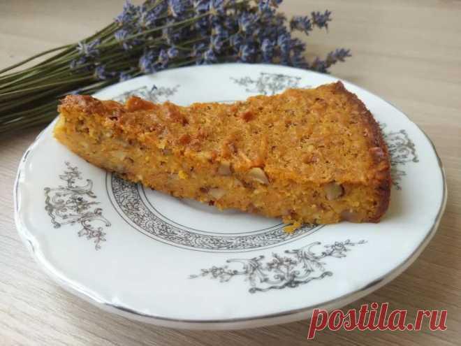 Первый раз готовила морковный пирог. Рассказываю, какой получился и делюсь рецептом   Детки конфетки   Яндекс Дзен