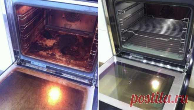 Эффективный метод найден – самый простой и быстрый способ очищения духовки до блеска Тоже не любите постоянно драить духовку? Тогда почитайте это пост.