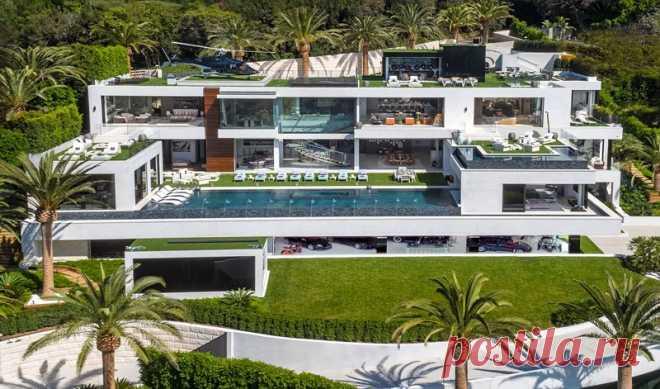 ¡Bienvenido en la más casa cara de los EEUU del coste del $250 mln.! Como así él se ve de dentro …   Yo Amable En California hay una región Bel-Eyr, que se considera más de ostentación y el lugar seguro para la residencia. En esta región el businessman Bruce Makovski ha construido la mansión más ostentada, que recientemente era puesta a la venta. Su coste compone el cuarto de mil miliones de dólares, y es la más casa cara, que se vendía alguna vez en los EEUU. Según el fundador del proyecto, prodaets...