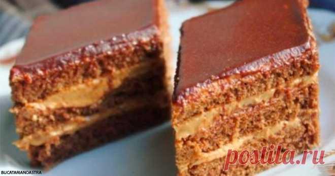 Нежнейший кремовый тортик с какао. Элементарный рецепт - Best-recipes.ru Отличный торт на праздники! Хотите побаловать родных чем-то сладким? Приготовьте этот кремовый торт. Рецепт — настолько простой, что с ним справится даже начинающий кулинар. Кроме того, приготовление не...