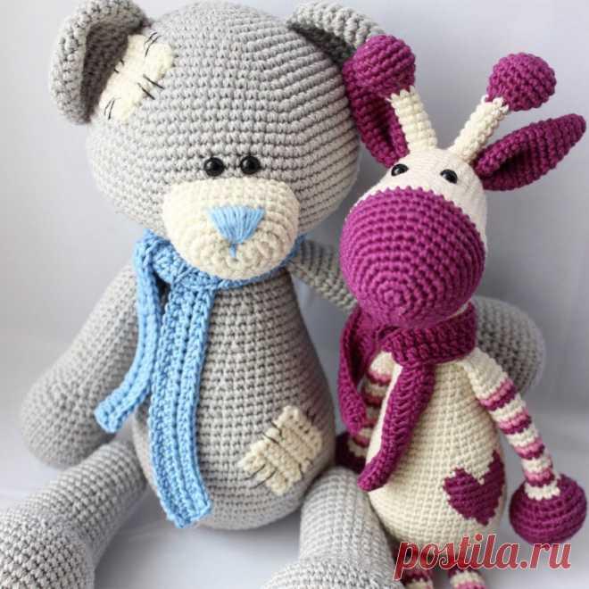 Вязание игрушек: популярные схемы и пошаговое описание по созданию красивых игрушек (90 фото и видео)