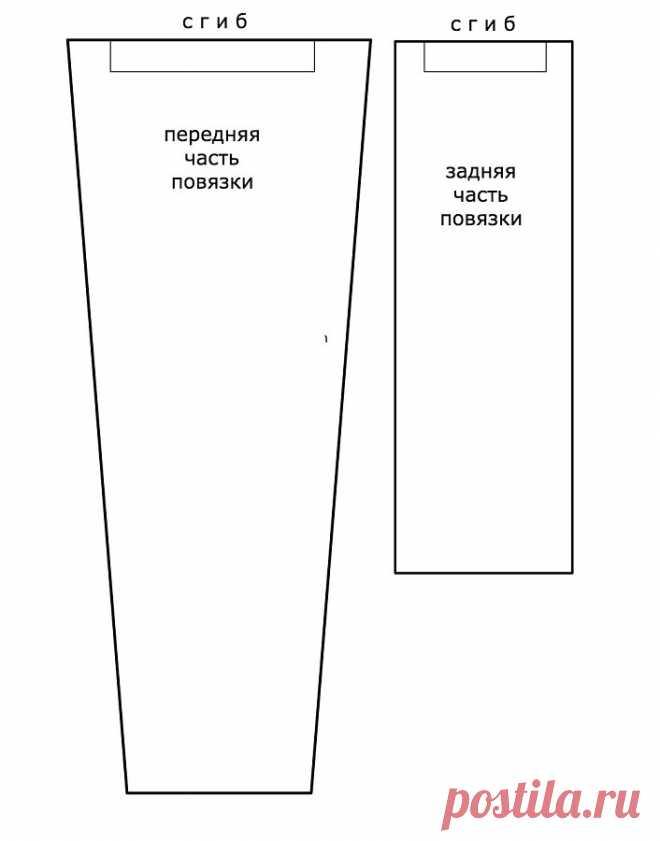 Las vendas y obodki para los cabellos por las manos: 5 clases maestras — las Clases maestras en BurdaStyle.ru