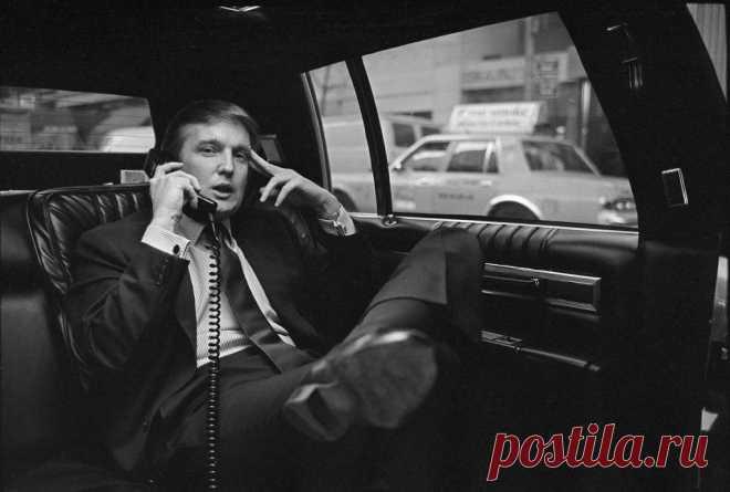 45-й президент США: Дональд Трамп в юности