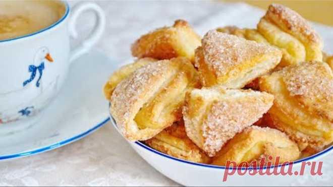 Идеальный рецепт творожного печенья!