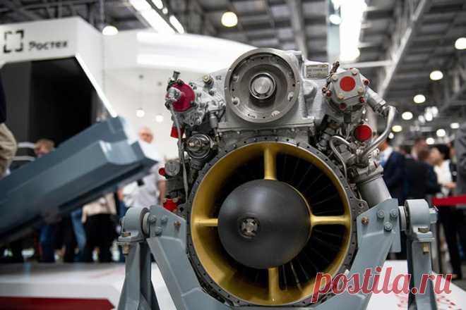 ОДК впервые представила вертолетный двигатель ВК-2500ПС-02 Объединенная двигателестроительная корпорация наХII международной выставке вертолетной индустрии HeliRussia 2019 впервые представляет вертолетный