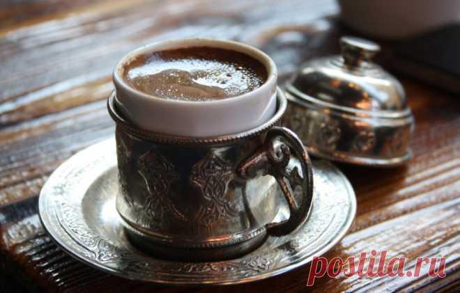 Кофе в турке: секреты варки и лучшие рецепты из разных стран • INMYROOM FOOD