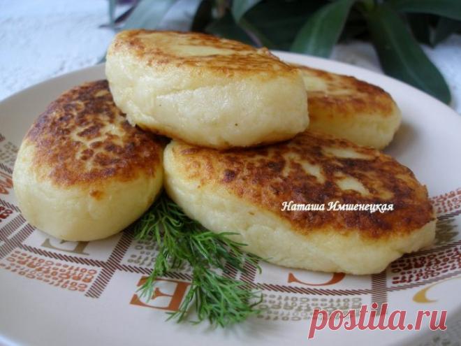 Картофельные котлеты с сыром: сливочный вкус и аппетитная хрустящая корочка