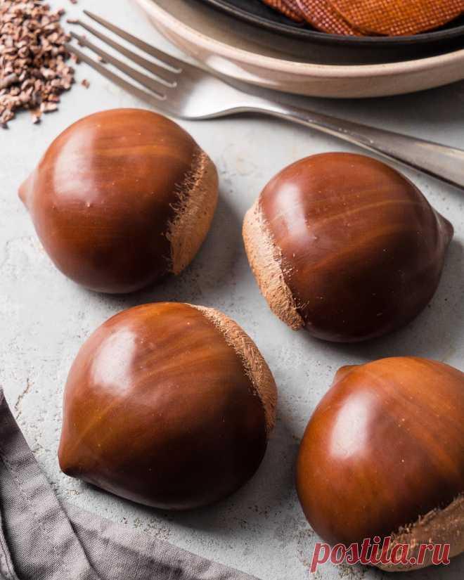Ореховое пирожное «Хазлнат»