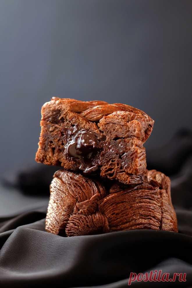 Слоеная бриошь с шоколадом ( La brioche feuilletée chocolat ): birosss — ЖЖ