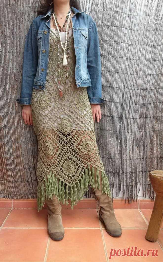 3 восхитительных платья в стиле бохо, которые выделяют женщину из толпы | Блог Oskelly | Яндекс Дзен