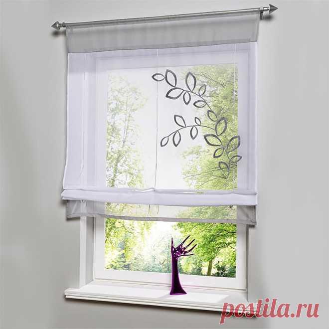 674.8руб. 24% СКИДКА Короткая занавеска с вышивкой в римском стиле, тюль для кухни, прозрачная занавеска для гостиной, спальни, жалюзи на окна, занавески для общежитий curtains tulle the curtainshort curtains   АлиЭкспресс Покупай умнее, живи веселее! Aliexpress.com