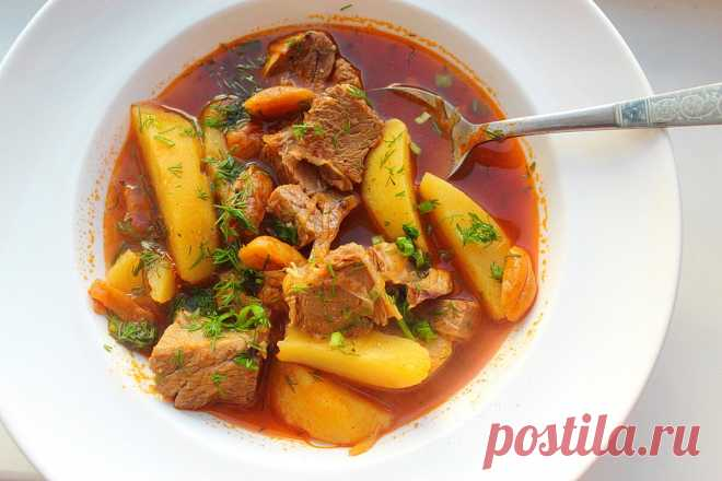 Для чего я добавляю курагу в мясной бульон: рецепт «Солнечного супа» из Армении   Домашняя кухня Алексея Соколова   Яндекс Дзен