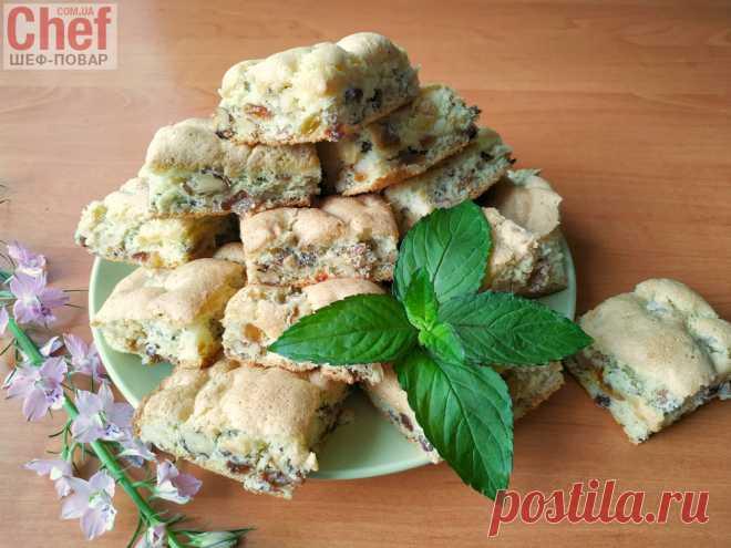 Печенье Мазурка / Десерт / Рецепты / Шеф-повар – простые и вкусные кулинарные рецепты, фото-рецепты, видео-рецепты