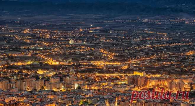 Испания:Город с богатой историей - Мурсия!