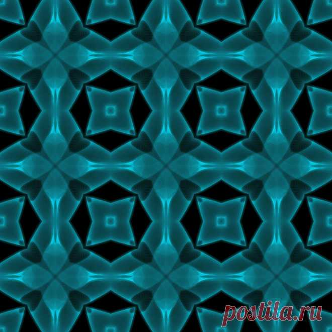 Blue Smoky Seamless Pattern  Free Stock Photo HD - Public Domain Pictures
