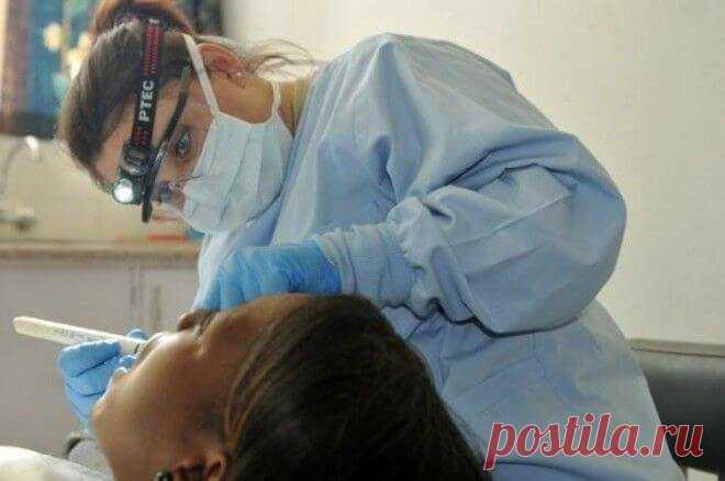 Самый действенный метод избавления от зубной боли!