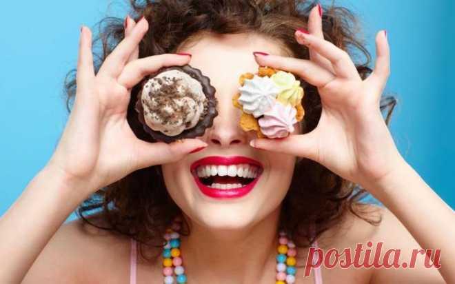 10 сладостей, от которых вас не разнесет