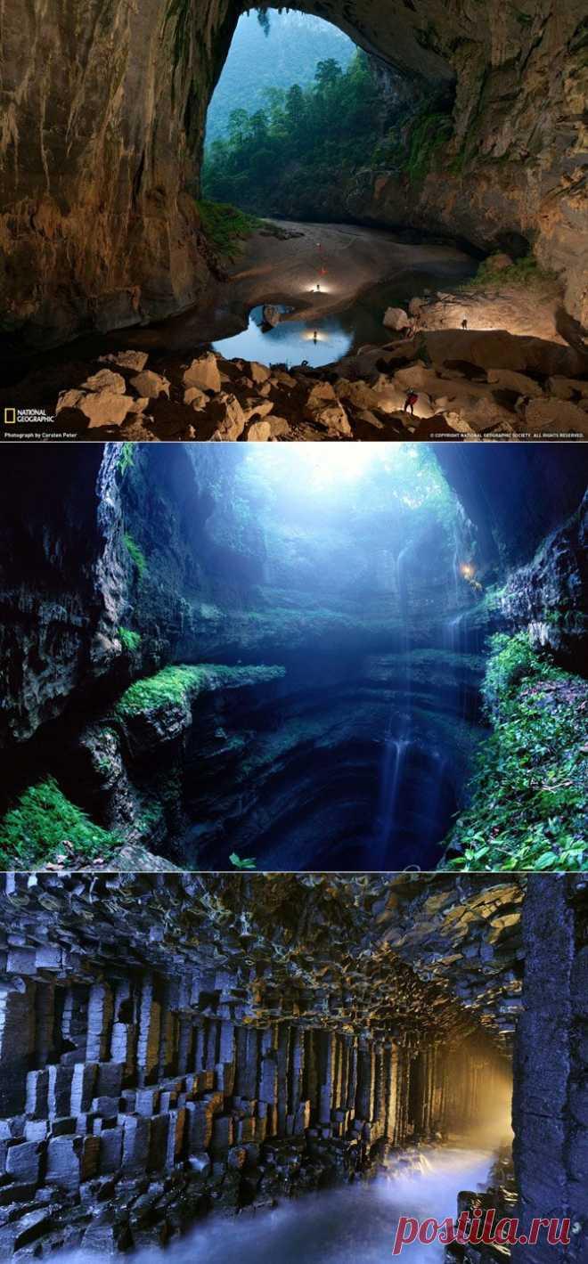 20 завораживающих фотографий пещер | Fresher - Лучшее из Рунета за день