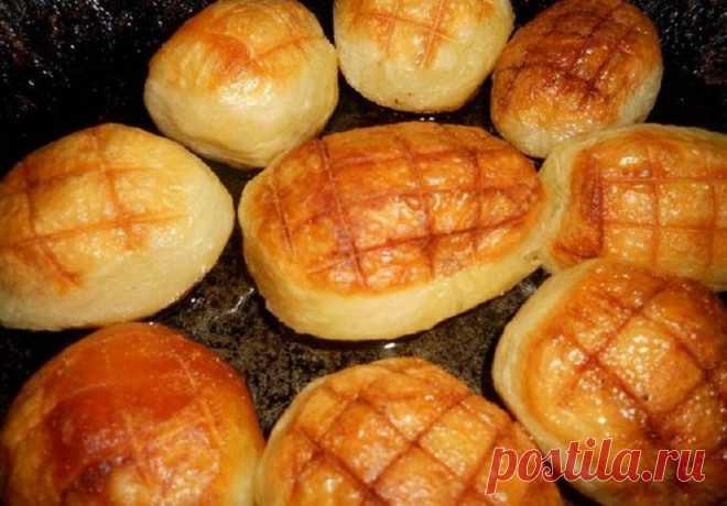 Перед приготовлением всегда ставлю картофель в морозилку… Секрет, который делает блюдо неповторимым!