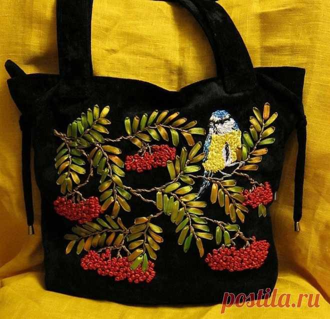 f7e57679b77d вышитые сумки - Самое интересное в блогах | сумочки своими руками ...