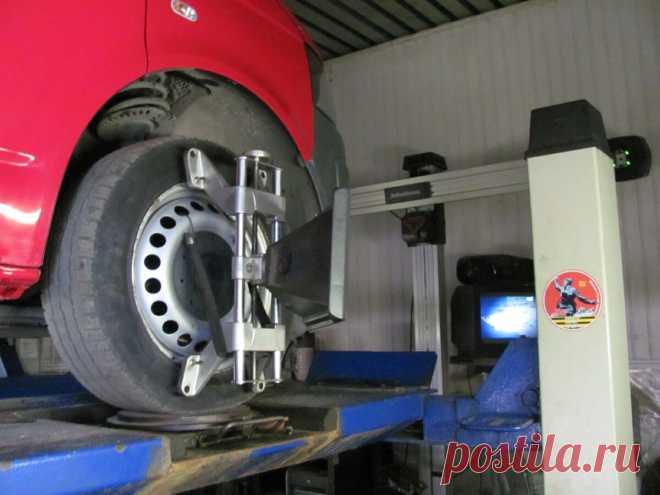 После какого ремонта подвески требуется выполнять регулировку развал-схождения? | Автомеханик | Яндекс Дзен