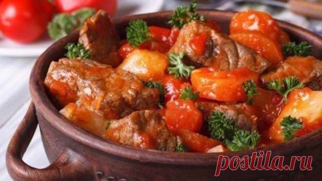 «Левеш» — гуляш из Венгрии Изысканное блюдо. Наслаждайтесь!