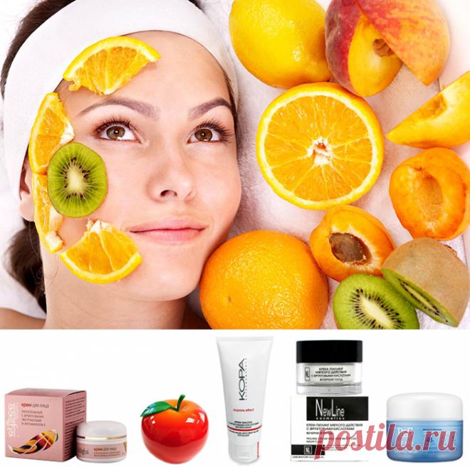 Как выбрать и как применять крем с фруктовыми кислотами?