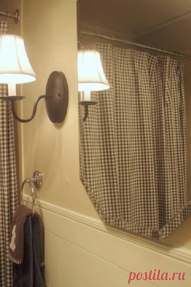 Esto pasará, si untar por el jabón el espejo. ¡He justipreciado la recepción astuta!