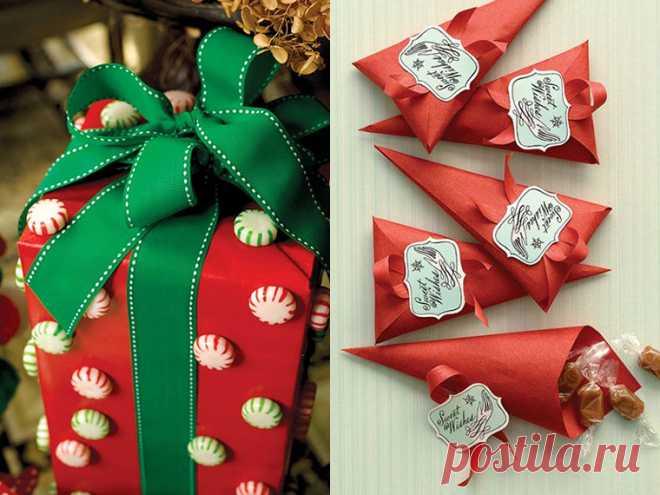 Очень крутые идеи подарочной упаковки