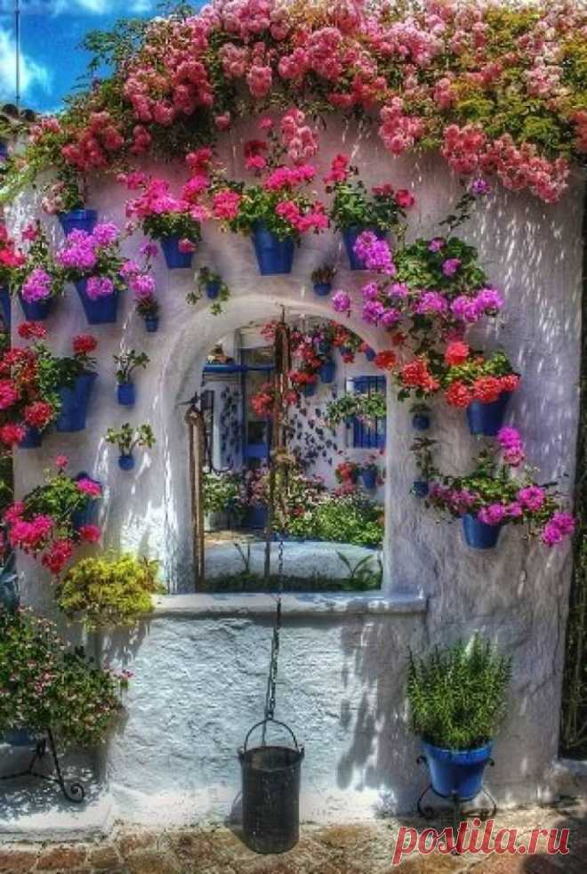 Cordoba, Spain.\u000d\u000a\u000d\u000aThe city which it is possible to call the cultural capital of Spain. Ancient Cordoba – a magnificent pearl