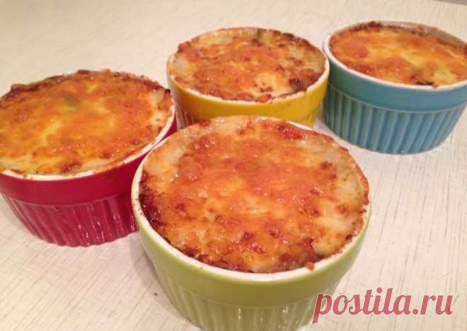 Жюльен французский не оригинальный - ну очень вкусный Автор рецепта БлюдаМамыЛюды - Cookpad