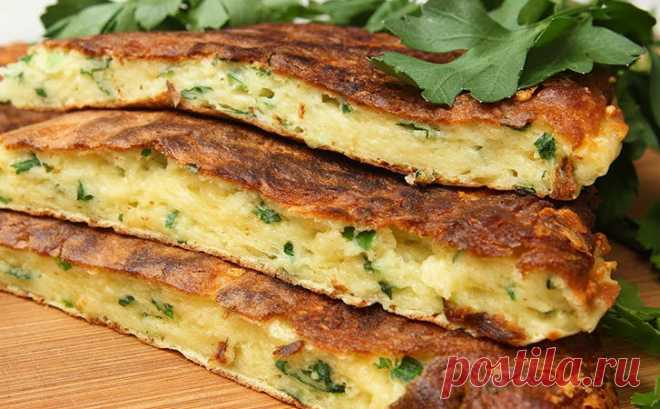 Хачапури по рецепту прабабушек: тесто тоньше бумаги и на вкус одна начинка
